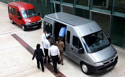 Служебная развозка сотрудников