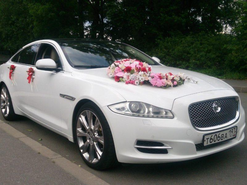 Аренда украшений для свадебного автомобиля - фото 7