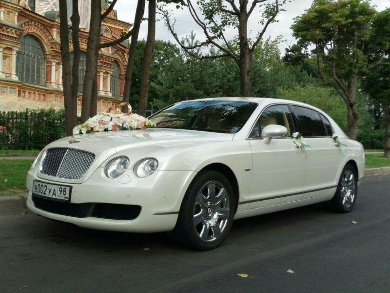 Аренда украшений для свадебного автомобиля - фото 10