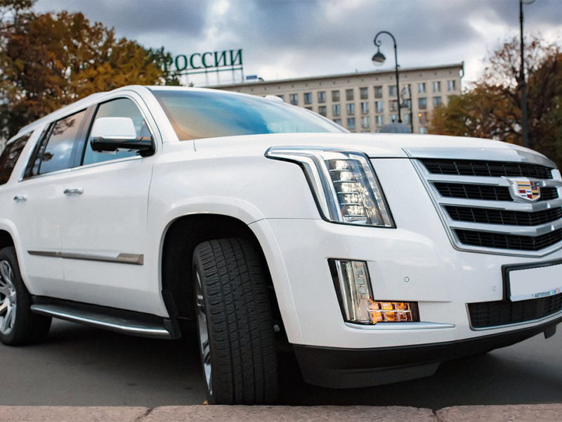 Cadillac Escalade New - фото 4