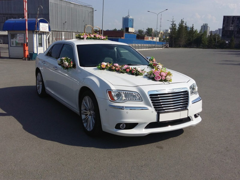 Chrysler 300c New - фото 1
