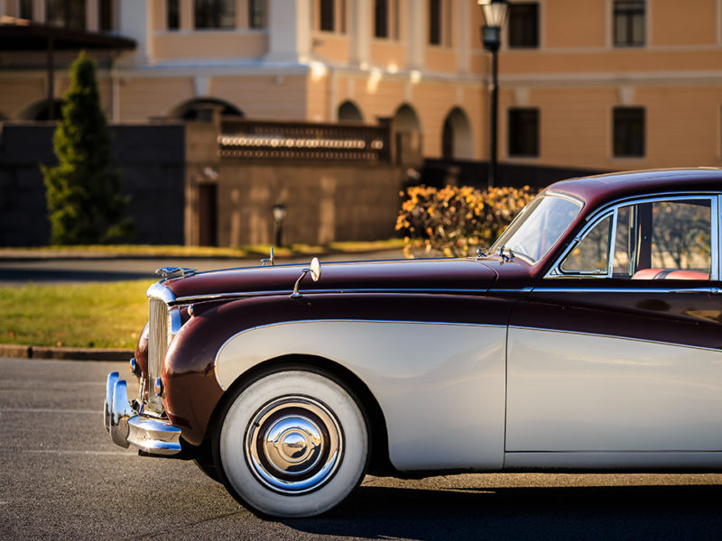 Jaguar Mark 1959 - фото 3
