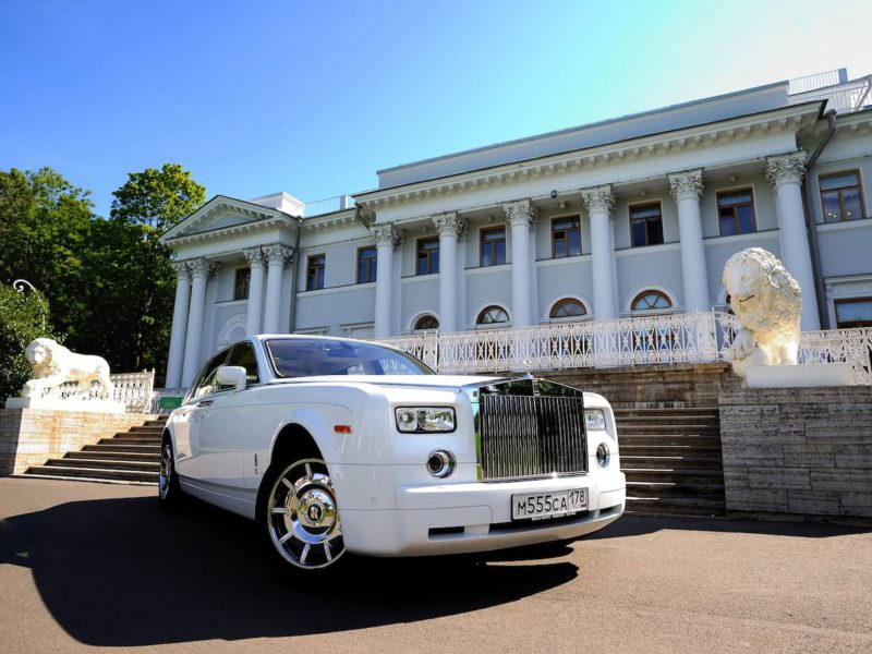Rolls-Royce Phantom - фото 4