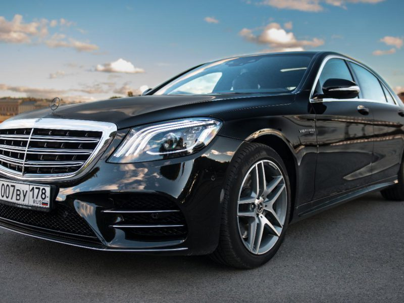 Mercedes S W222  Restyle - фото 1