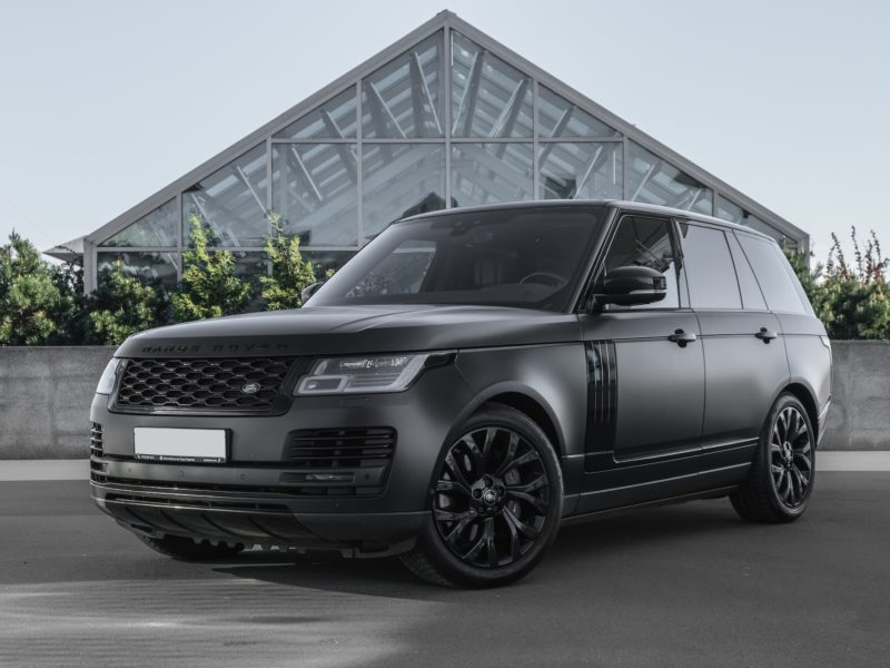 Range Rover Supercharged - фото 1