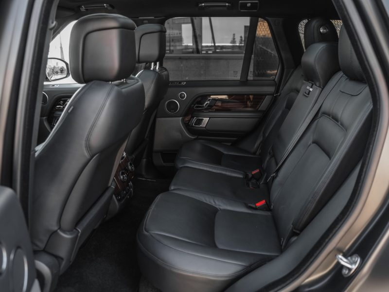 Range Rover Supercharged - фото 10