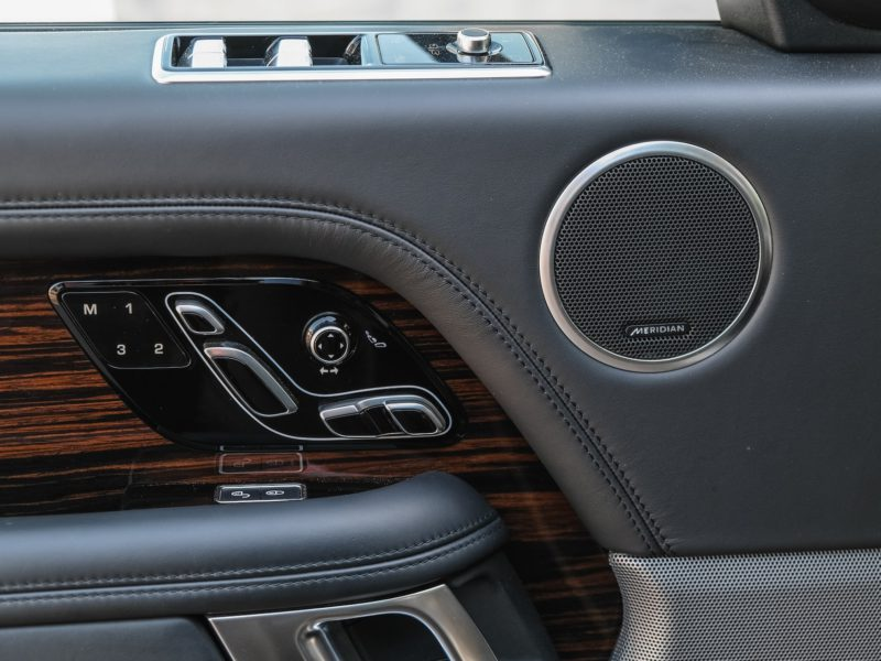 Range Rover Supercharged - фото 12