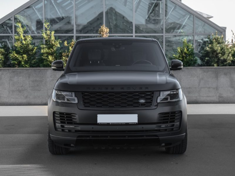 Range Rover Supercharged - фото 2