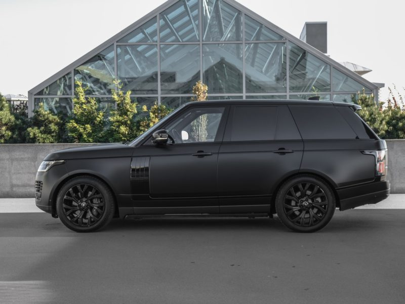 Range Rover Supercharged - фото 3