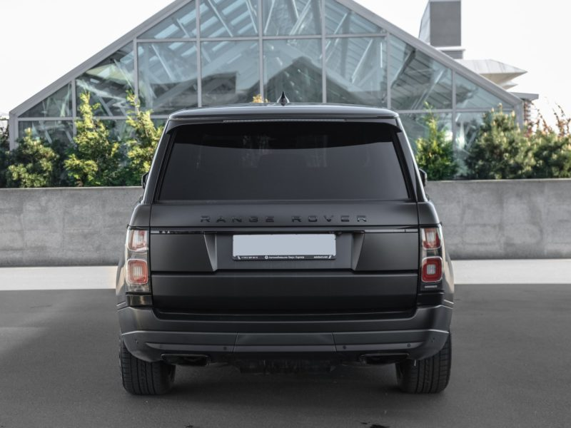 Range Rover Supercharged - фото 5