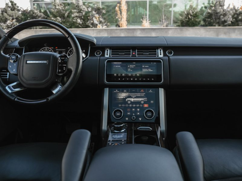 Range Rover Supercharged - фото 6