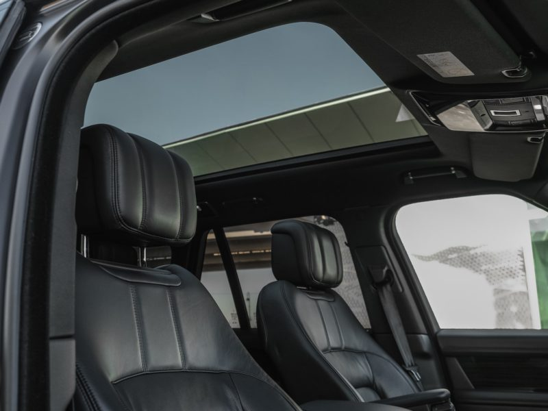 Range Rover Supercharged - фото 8