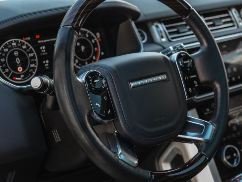Range Rover Supercharged - фото 9