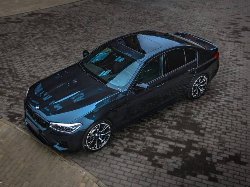BMW M5 Competition - фото 4