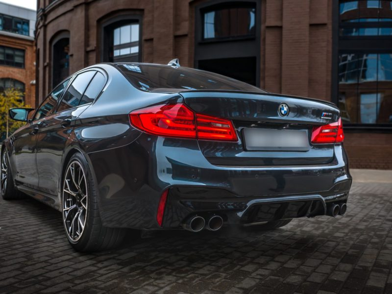 BMW M5 Competition - фото 6