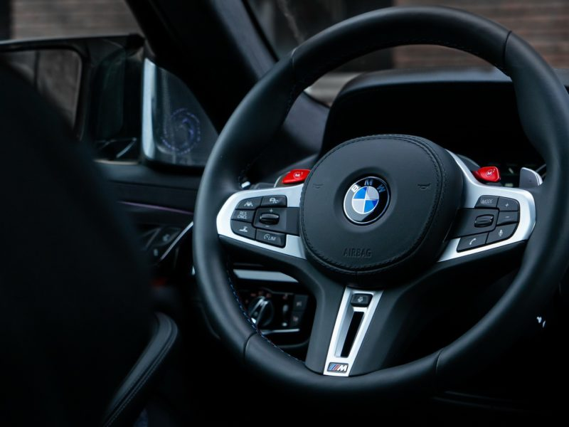 BMW M5 Competition - фото 7