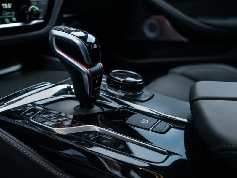 BMW M5 Competition - фото 8